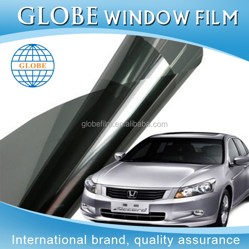 Chrome accessories for innova one way vision window screen reflective car window tinting