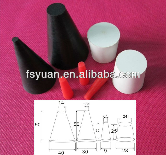 "1/2"" 1/4"" 1""T shape soft silicone rubber plugs stoppers 11 mm silicone stopper"