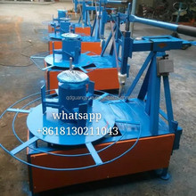 Waste tyre ring cutter/tire sidewall cutting machine/Circle cutting machine
