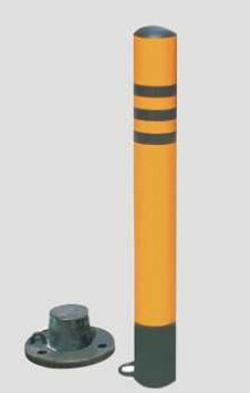 steel pipe road used bollard