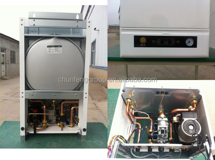 High Efficiency Gas boiler- heating system