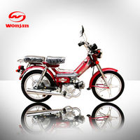 Chinese Cheap Moped 50CC Super Cub Motorcycle (WJ48Q)
