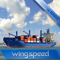 the shipping agent courier service from china to worldwide