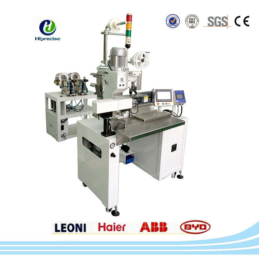 TCM-25NC-2WP Automatic crimping and sealing Machine
