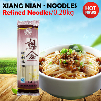 Dry Noodles 280g Refined Noodles 2mm Xiang Nian Noodles