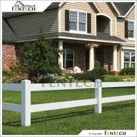 Best Selling Made In China Fentech Widely Used White Cheap Free Standing Fencing