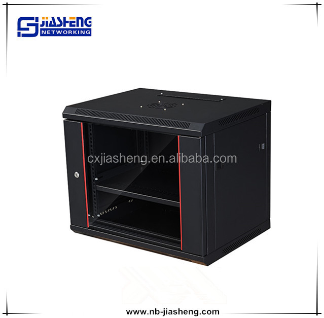"China supplier 19"" wall mount rack/9u server cabinet"