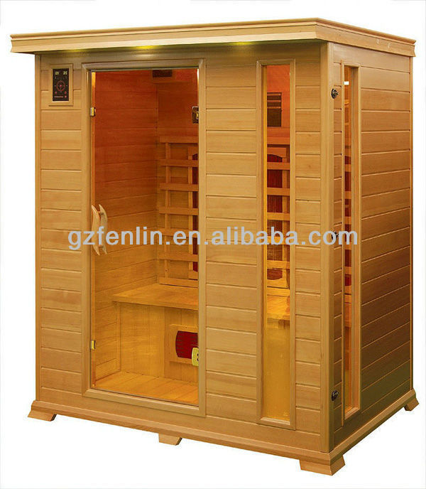 Sauna Shower Combination