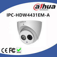 Dahua CCTV 4MP Metal Case Mini Dome IP Camera IPC-HDW4431EM-A With IR 50m