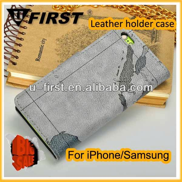 For Iphone 5C Case 100% Fit Hot Selling Wallet Leather Case for iPhone 5C with Credit Card Holder