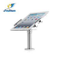 2015 best selling tablet anti-robbery holder stand for 13 inch tablet pc