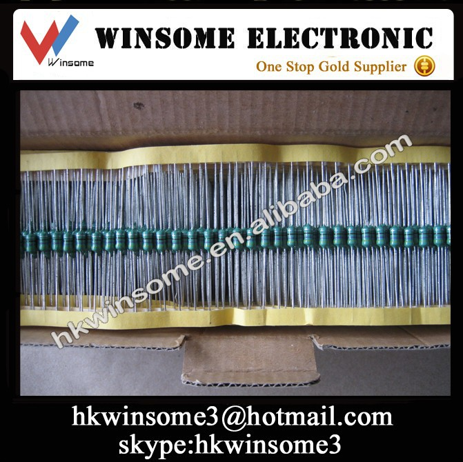 High power Resistor; Axial Carbon/Thick Film Resistors;Varistor,Ceramic,Metal Oxide,NTC/PTC thermistor;Cement;Gold Aluminum
