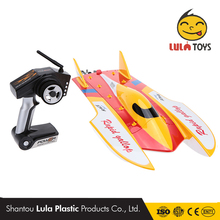 2.4G rc boat brushless rtr water cooling system high speed 50km/h remote control bait rc sailing boat vs ft012 rc boat