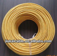Electric Pot Cable H03RT-H with Textile Cotton Braiding --L