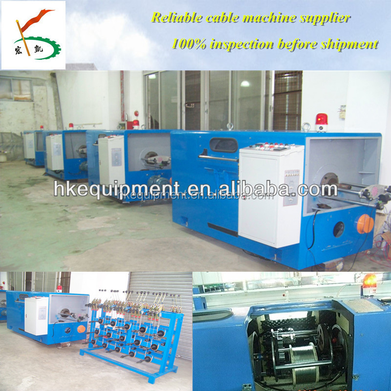 Automatic copper wire twisting machine/wire bunching machine