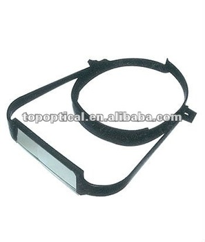 high quality low price head magnifier with four lens