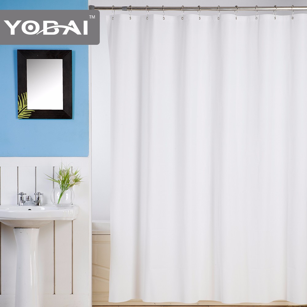 Best material for shower curtain