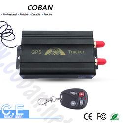 gps device for vehicle tracking system gps103 real time gps vehicle tracking device with shock sensor