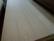 "Nature Ash veneer faced plywood/1/4"" 4'x8' 1 sided G1S/3/4"" 4'x8' 2 sided G2S poplar/eucalyptus/pine hardwood combi combin core"