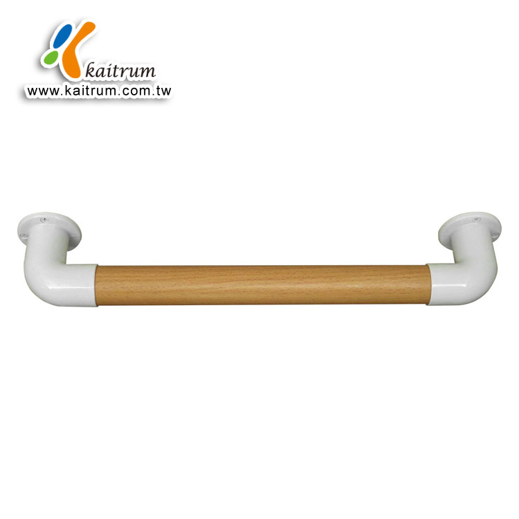 Home Safety Veener Wood Surface Stair Handrails and Grab bar for Safety
