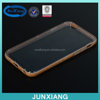 cell phone accessories 2015 2 in 1 wood bumper case for iphone 6 wholesale
