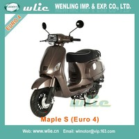 2018 New 50 cc moped 49cc cheap gas scooter for sale Maple S 50cc/125cc (Euro 4)