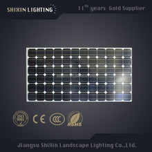High Efficiency best price 24v power 100w solar panel