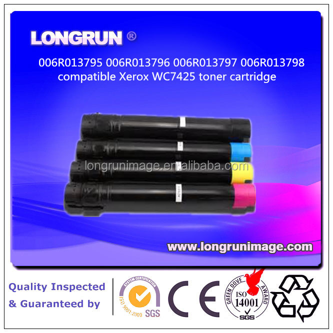 compatible toner cartridge for Xerox WorkCentre 7425/7428/7435