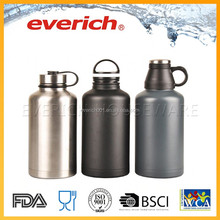 Everich 64oz Wholesale Insulated Vacuum Double Wall 18/8 Stainless Steel giant hot water bottle