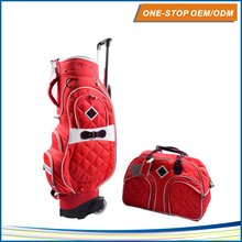 2015 Hot Sale Lady Golf Cart Bag With High Quality