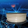 Wholesale 3d printing raw material , 1.75mm smooth 3d printer filament in PLA ABS Flexible
