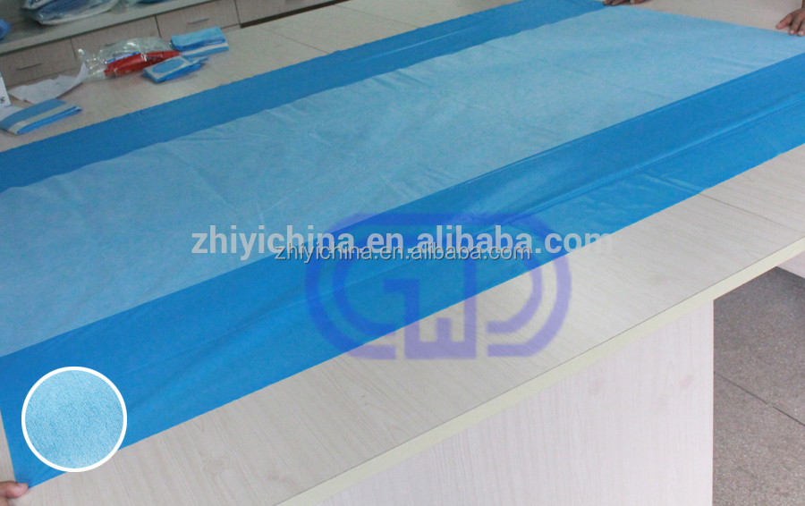superior back table cover waterproof 150*200cm sterile