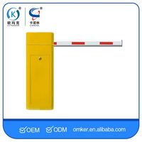 Soft Stop Top Grade Car Parking Barrier