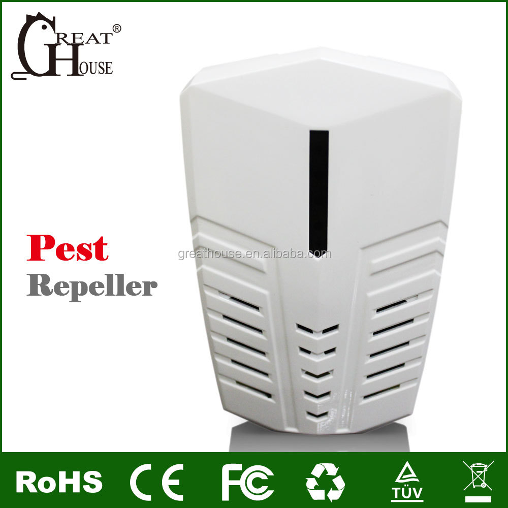 GH-701 Mouse Pest Repeller / Ultrasonic Mosquito Rat Dispeller electromagnetic Pest Repeller