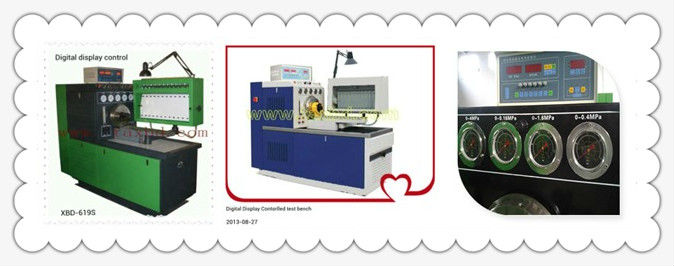 2013latest best selling diesel fuel injection pump test bench XBD-619S