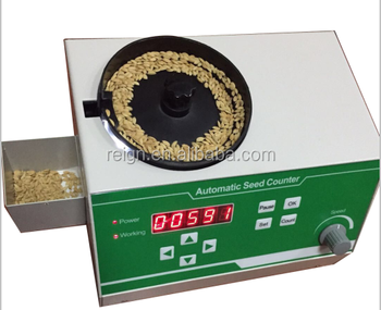 Auotamtic LED Seed Counter