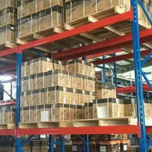 Multi-tier powder coating Q235 Heavy duty durable industrial selective pallet racking