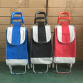 High quality grocery shopping carts, shopping trolley specification