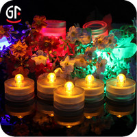 Wedding Gifts For Guests Glitter Led Candles