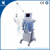 BT-VE850 CE hopsital use medical icu ventilator pediatric transport ventilator