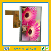 "resolution 800x480 pixels lcd screen 7.0"" tft lcd module"