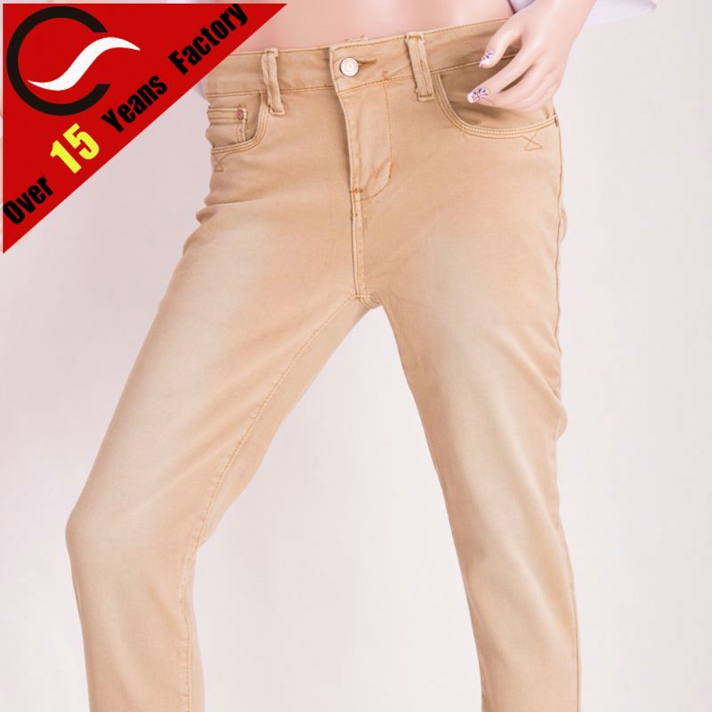 khakis and co women pants type with cotton trousers new design