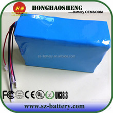 hot sale best price rechargeable 48v ebike battery with cooling frame