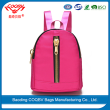 COQBV 2017 hot sale elegance high quality bags school children backpack