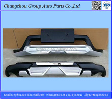 2017 front and rear bumper for CRV