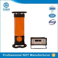 Portable x-ray pipe welding inspection equipment