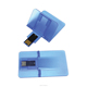 Bulk Cheap Custom Logo 4GB 8GB 2.0 Memory Transparent Atm Card Usb Flash Drive