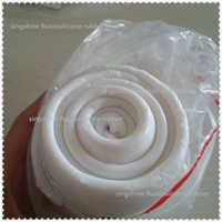 fluorosilicone rubber compound/FVMQ/for making high performance rubber parts