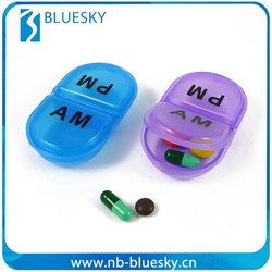 Promotional Various Pill Container Hotel