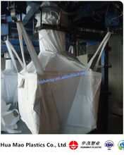 2016 Lower price 1Ton bag/ PP jumbo bags/big bags /Bulk bag ( for sand , building material , chemical, fertiliser, flour ,etc)